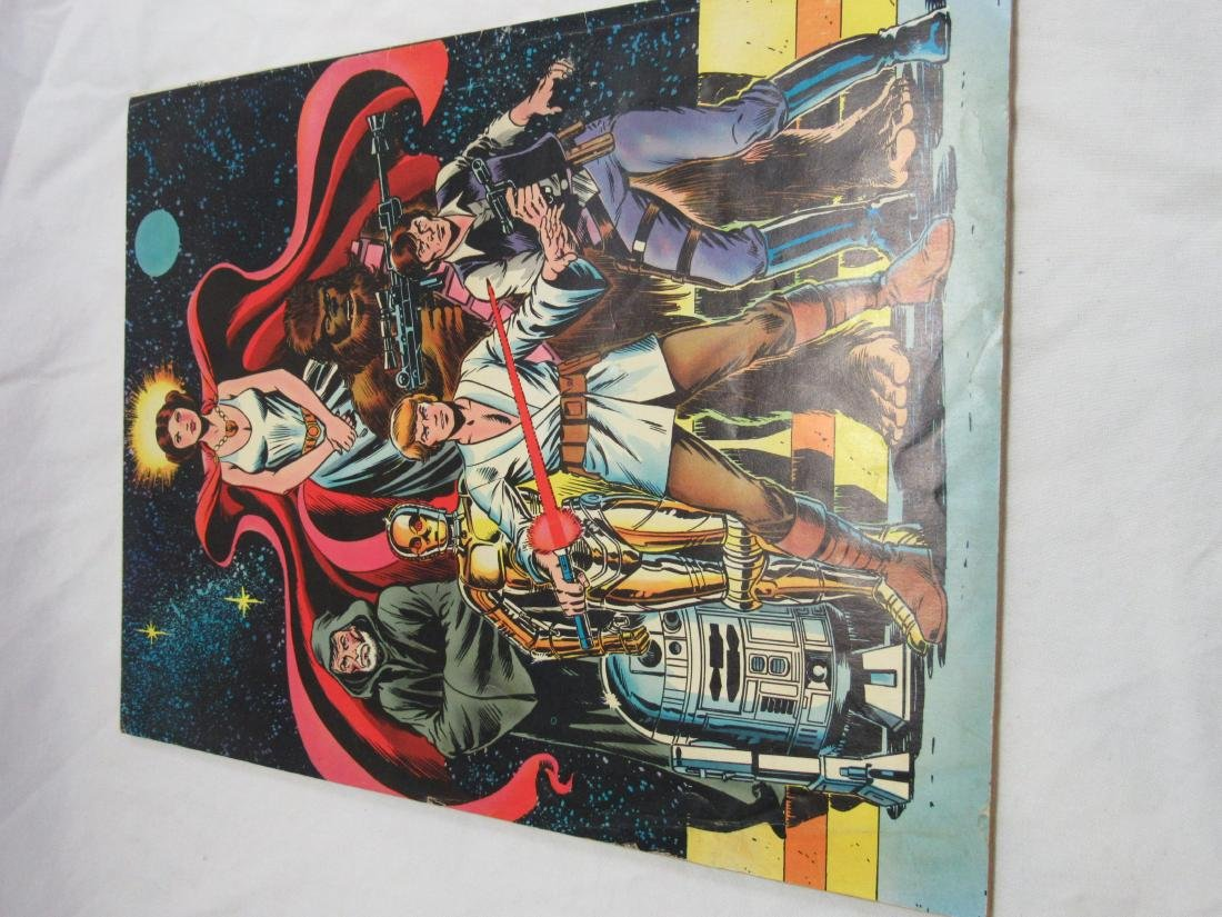 1977 Star Wars #1 Comic Book - 2