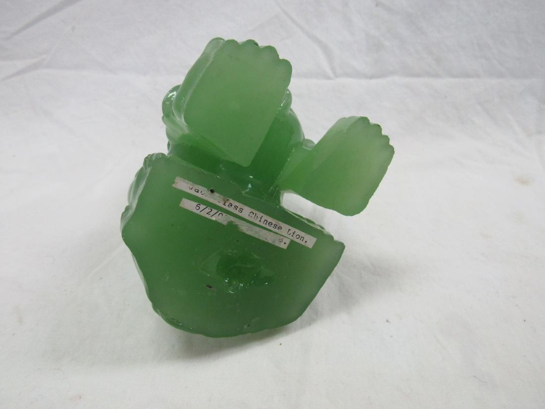 Jadeite Foo Lion - 5