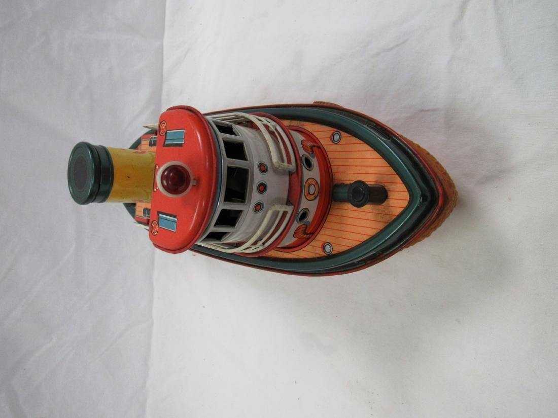 Vintage Modern Toys Neptune Tug Boat - 3