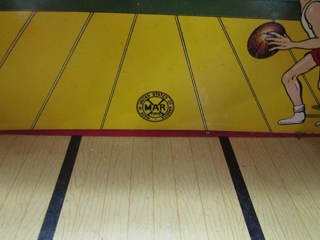 Marx All-Star Basketball Tin Game - 4
