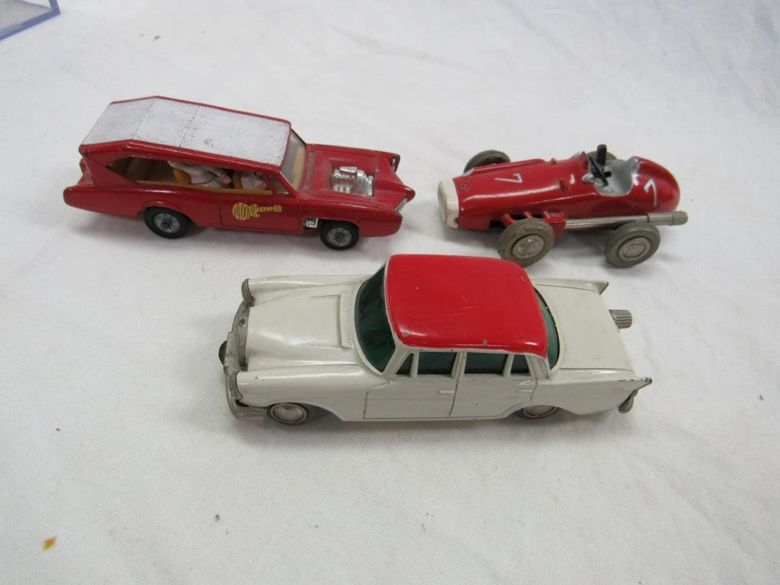 Lot of 3 Vintage Toy Cars