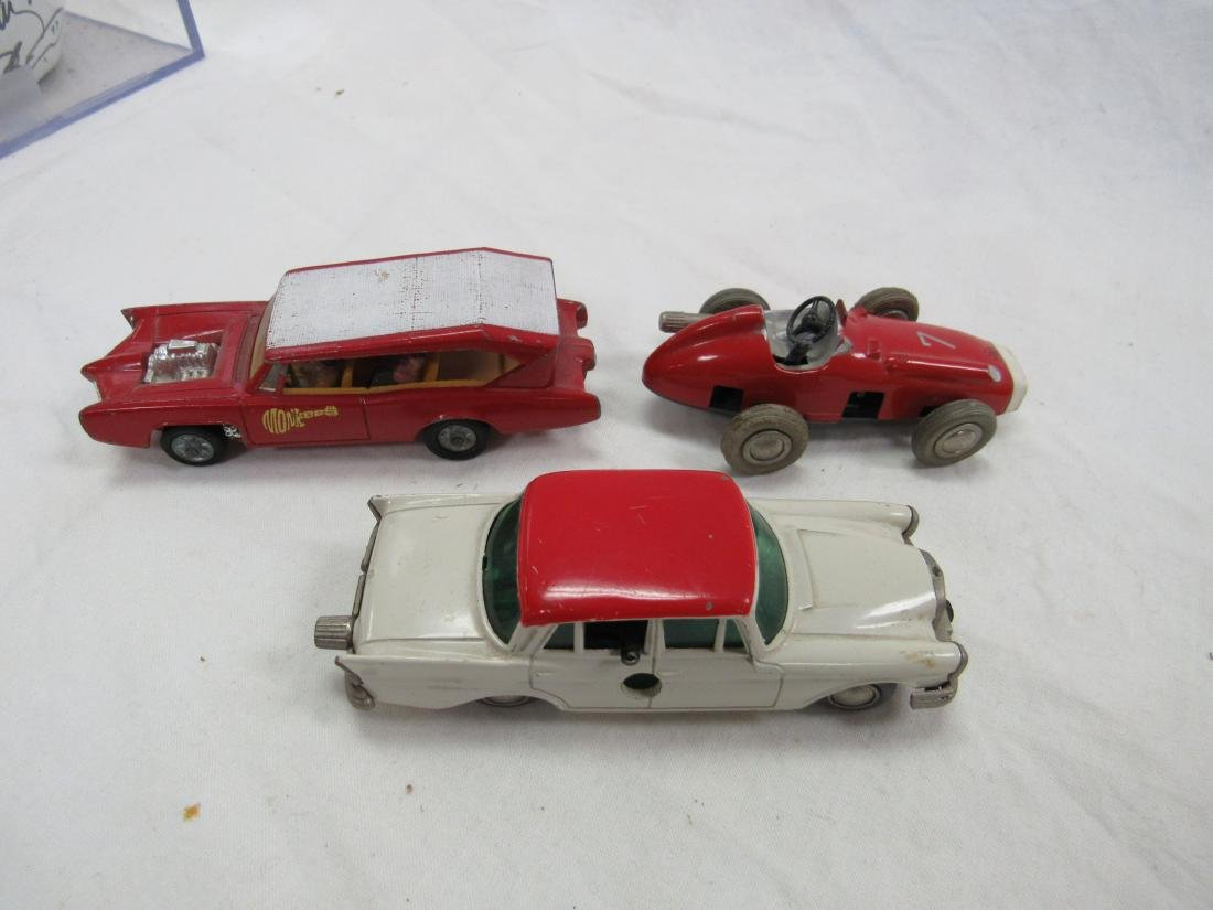 Lot of 3 Vintage Toy Cars - 2