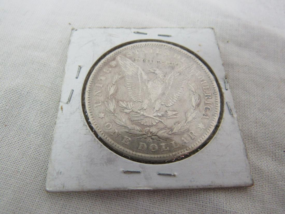 1884 Morgan O Dollar - 2
