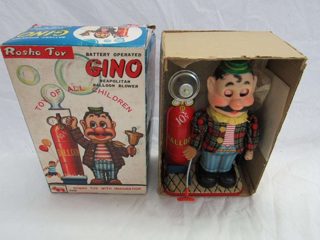 Gino, Neapolitan Balloon Blower Toy