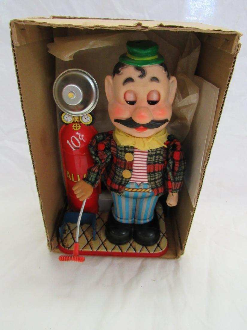 Gino, Neapolitan Balloon Blower Toy - 3
