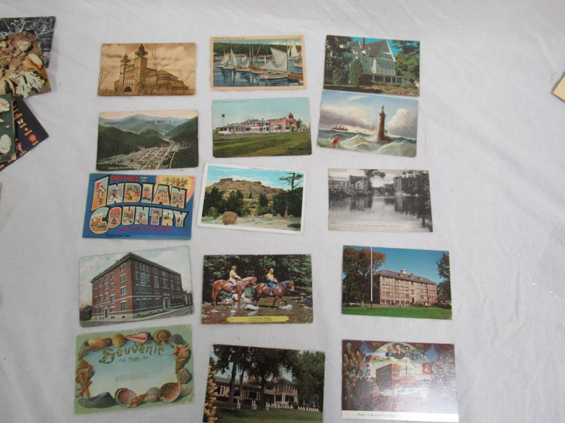 Lot of Vintage and Antique Post Cards - 10