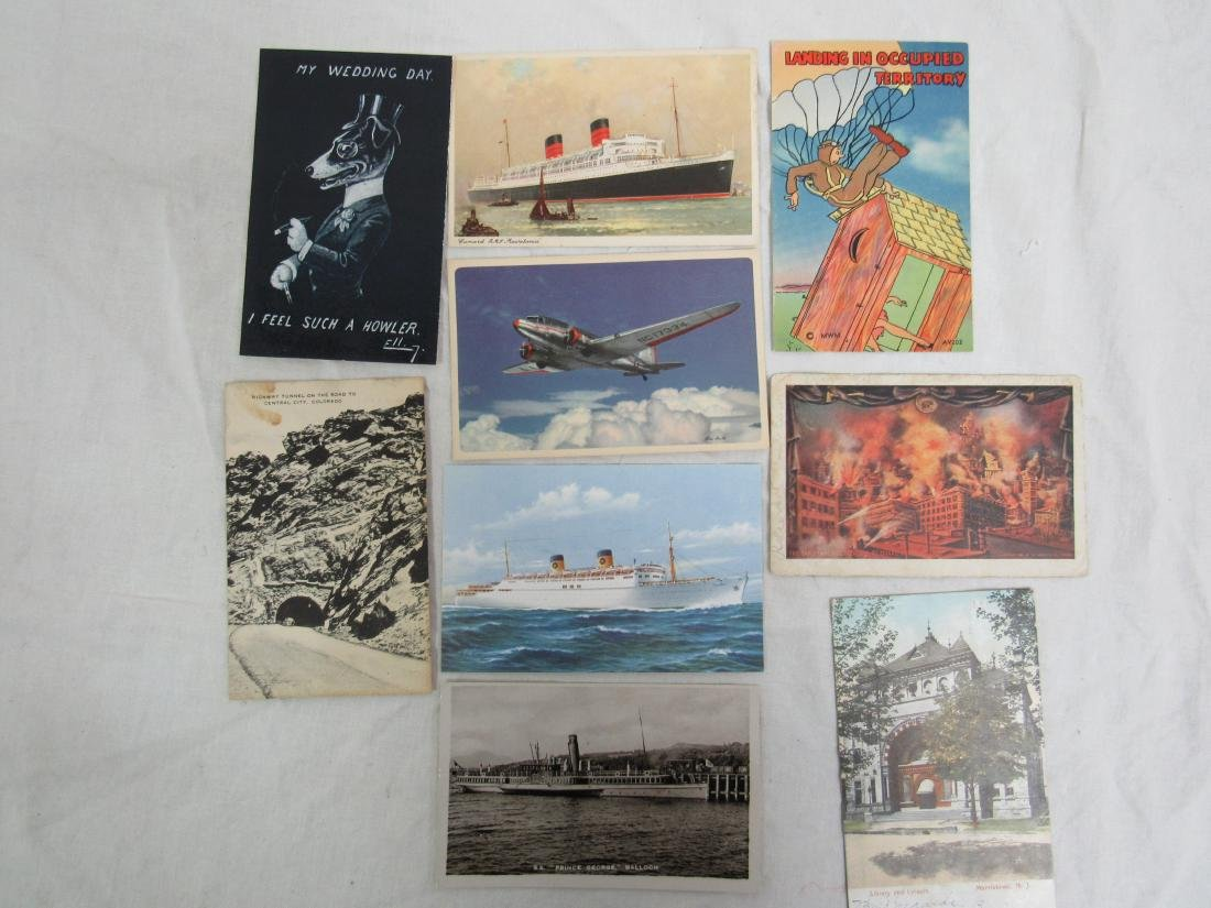 Lot of Vintage and Antique Post Cards