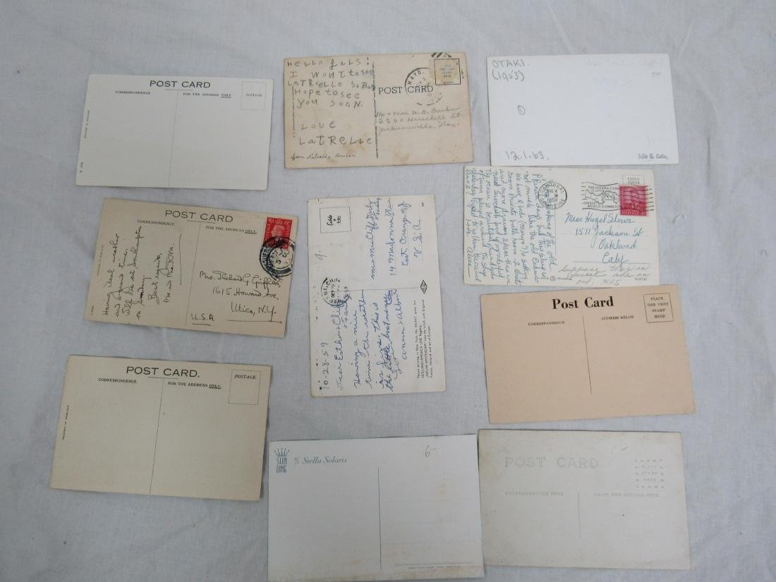 Lot of Vintage and Antique Post Cards - 4