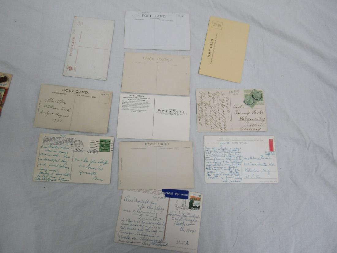 Lot of Vintage and Antique Post Cards - 6