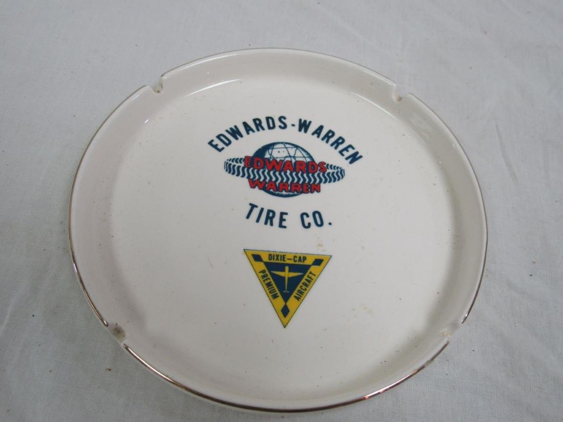 Edwards-Warren Tire Co. Ash Tray