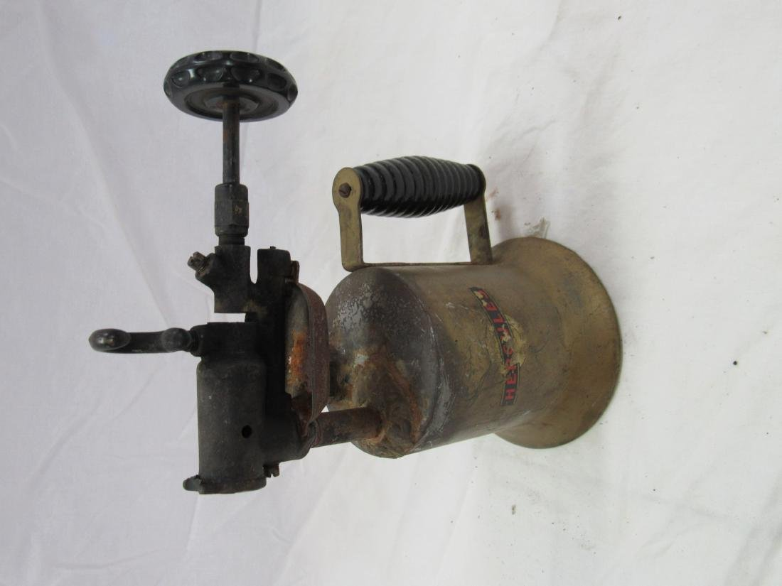 Hercules Brass Blowtorch