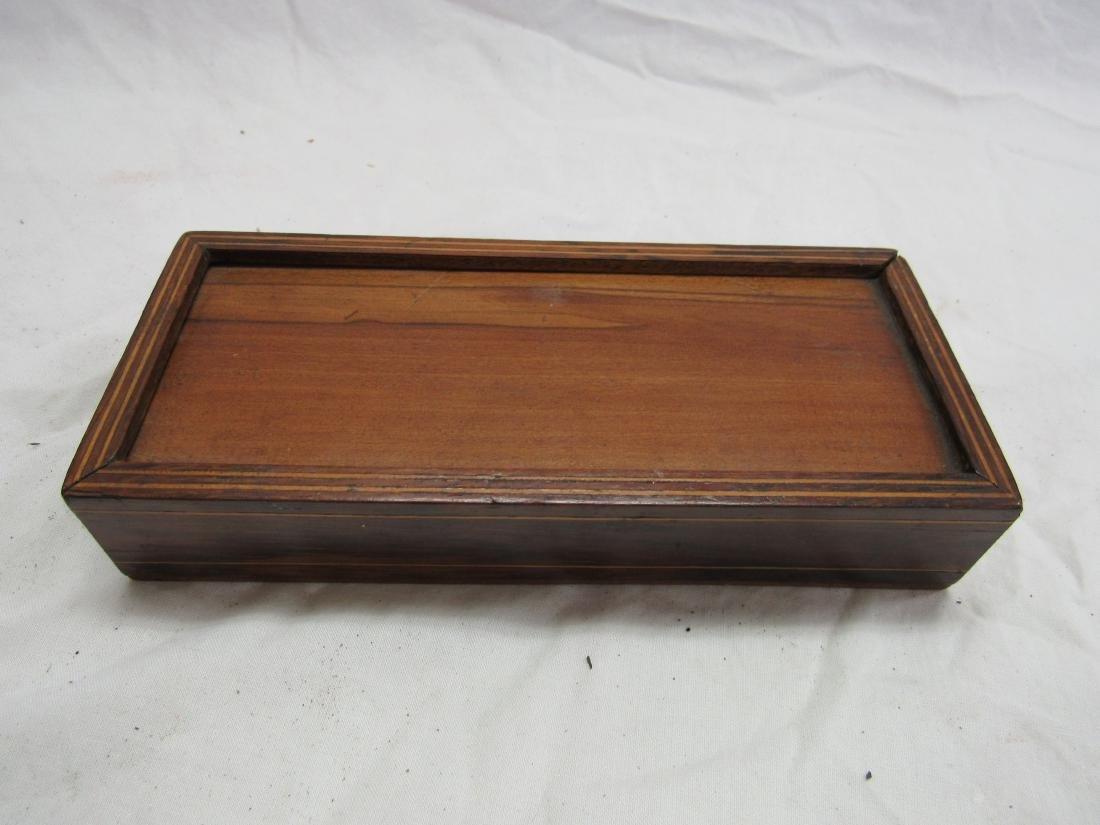 Early 19th Century Inlaid Box