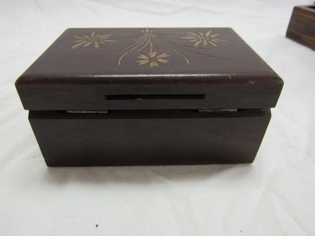 Hand-carved German Box - 3