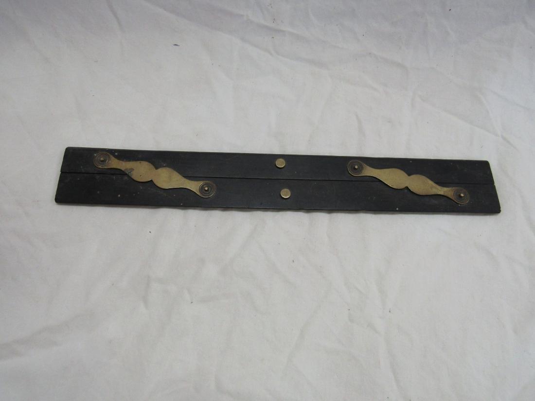 Antique Parallel Ruler