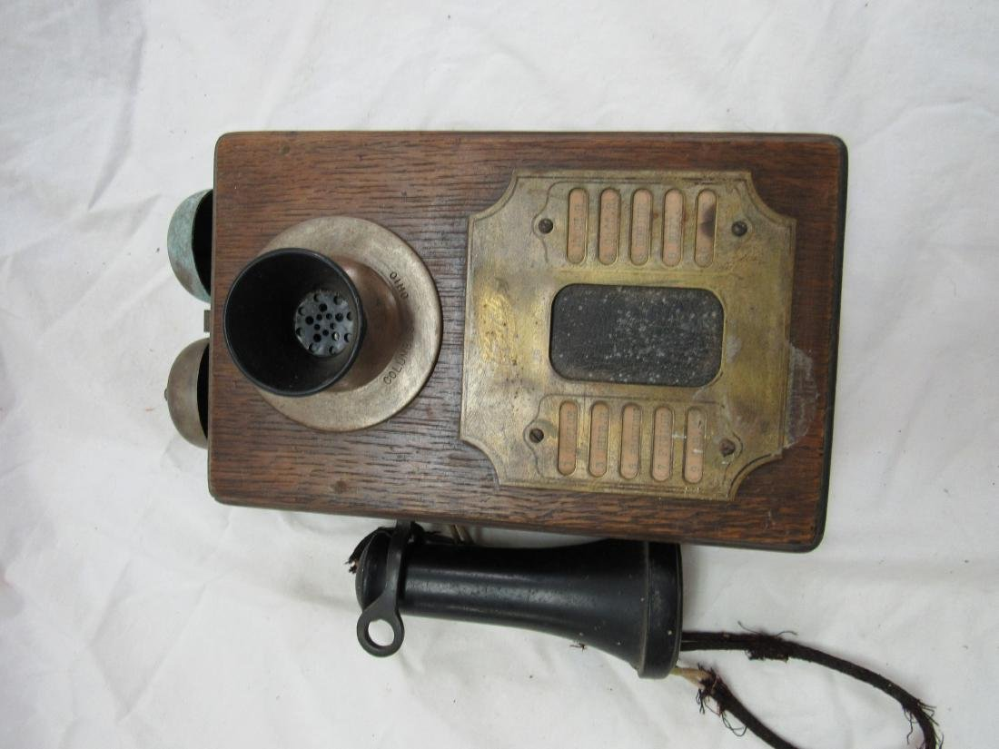 Antique Couch Telephone