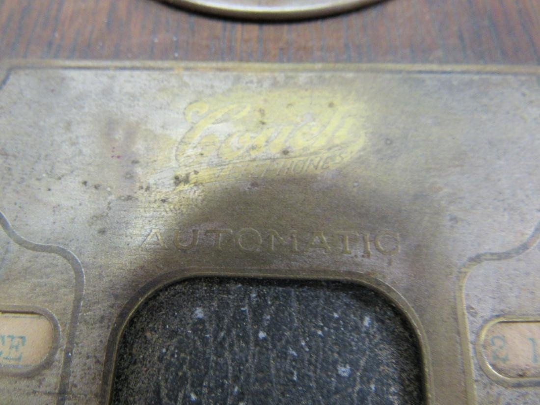 Antique Couch Telephone - 3
