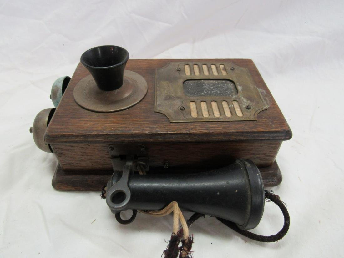 Antique Couch Telephone - 4