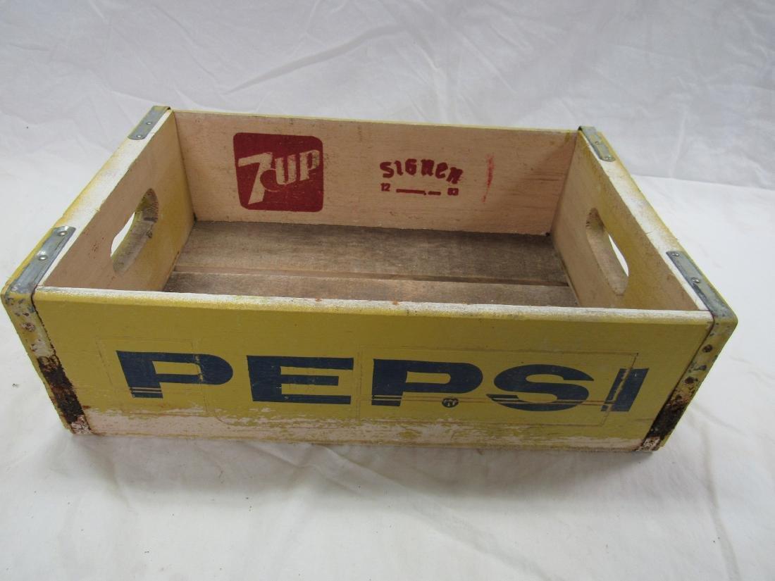 Vintage Pepsi Crate - 2