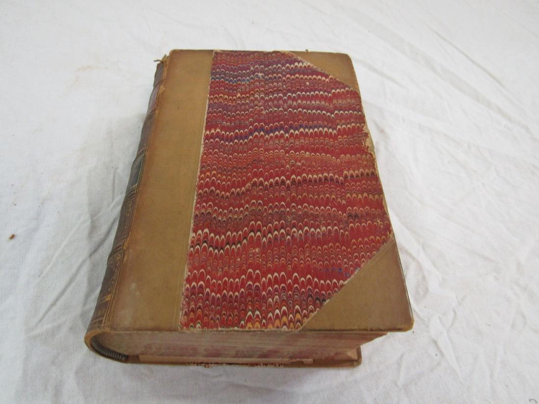 Antique Book Titled, Hawthorne's Works - 2