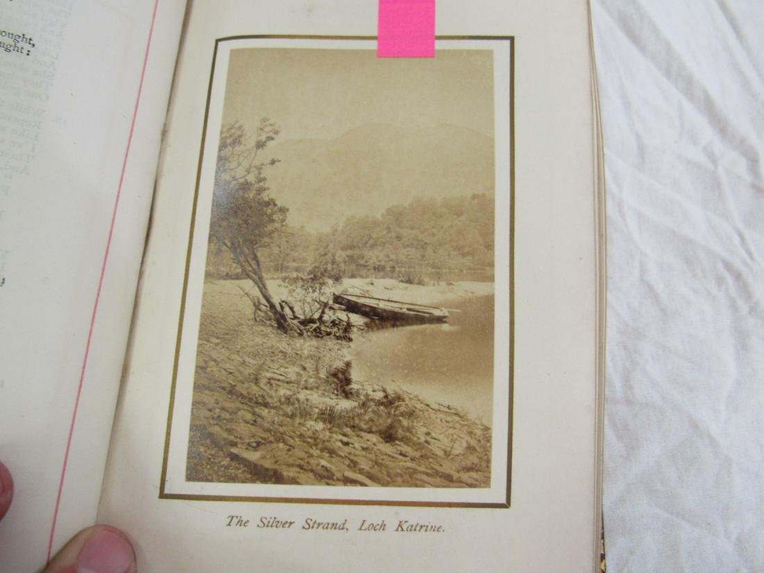 Antique Book Titled, Scott's Poetical Works of Sir - 5