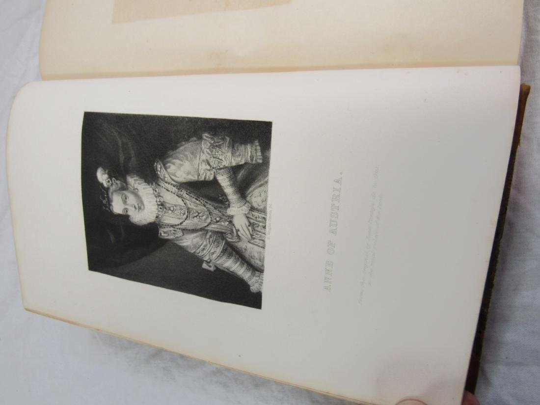 Antique Book Titled, The History of Pilip the Second - 4