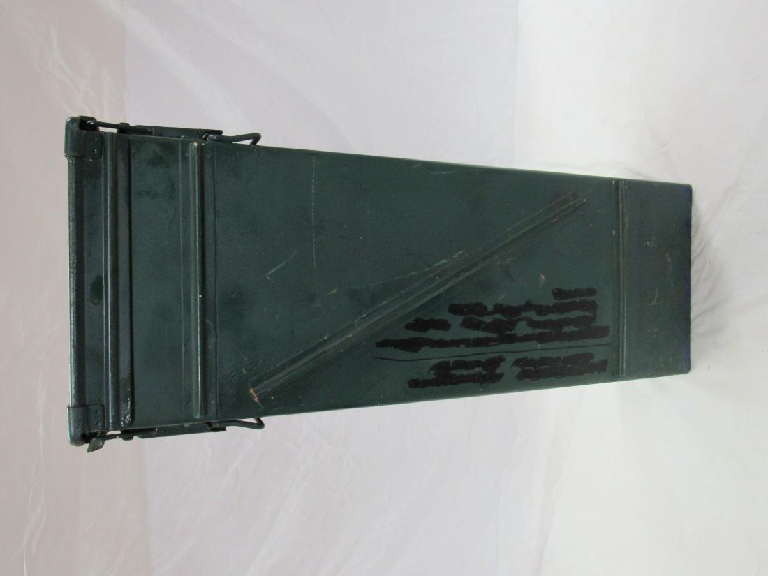 Large Metal Cartridge Box - 2