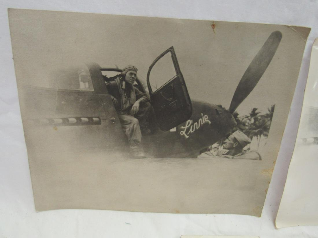 Lot of 4 Military Photos - 3