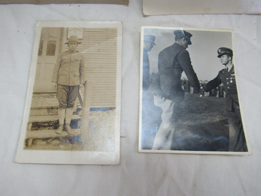 Lot of 4 Military Photos - 4