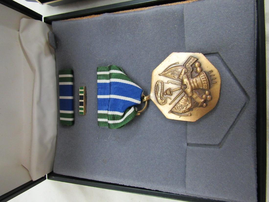 Lot of 3 Military Medals - 2