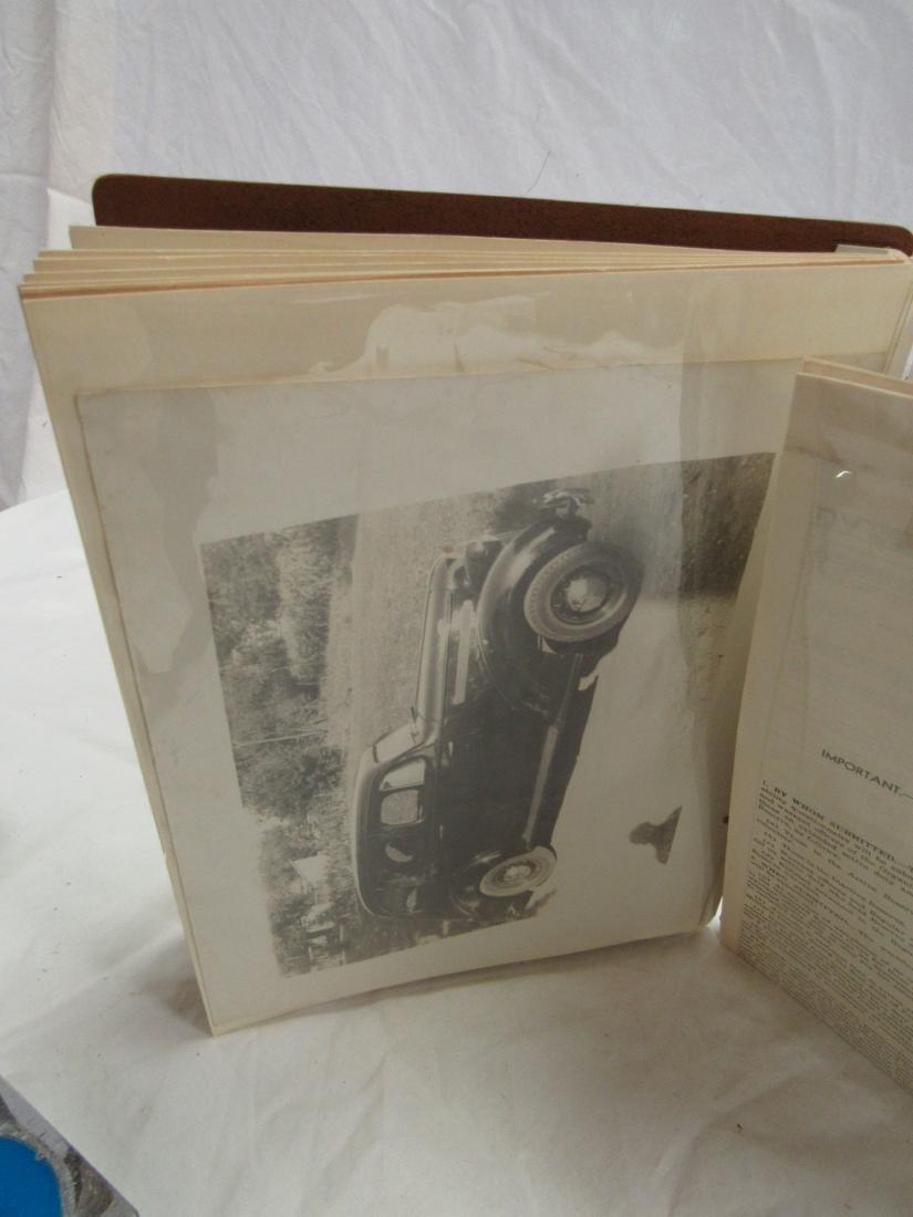 Maj Rex Russell Wise Military Snapshot Album - 7