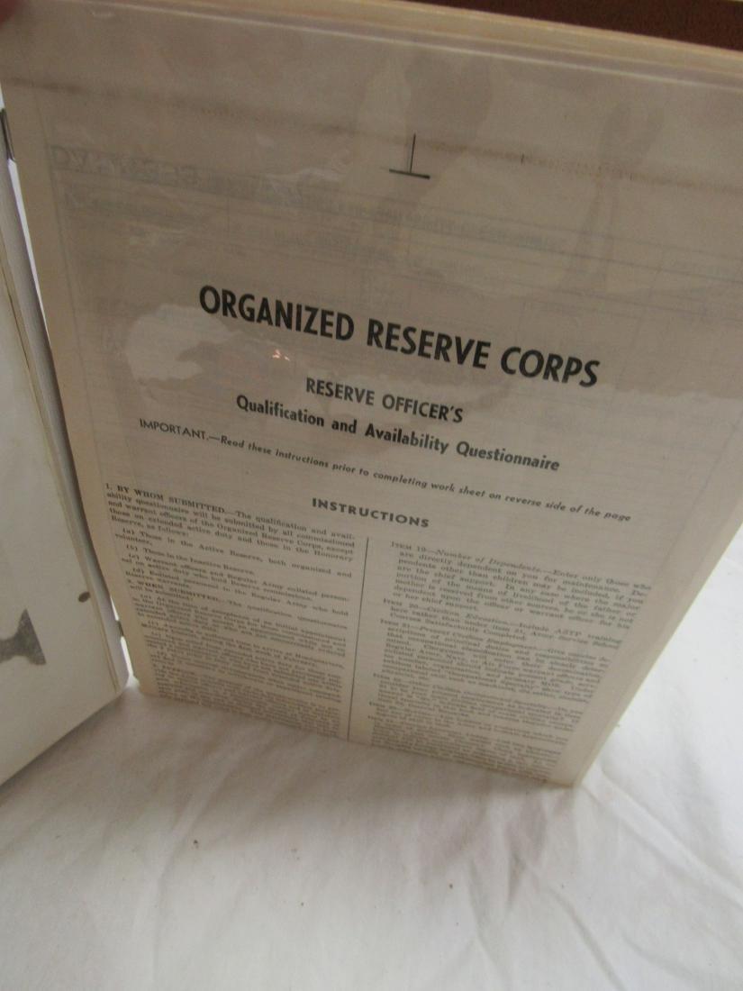 Maj Rex Russell Wise Military Snapshot Album - 8