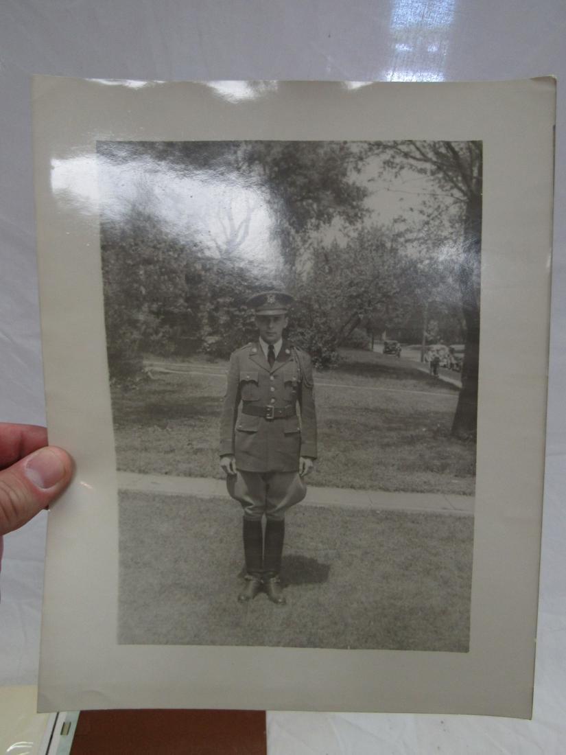 Maj Rex Russell Wise Military Snapshot Album - 9