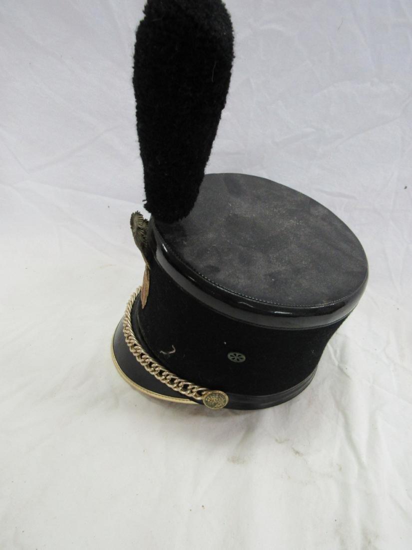 Vintage Citadel Shako Parade Hat - 3
