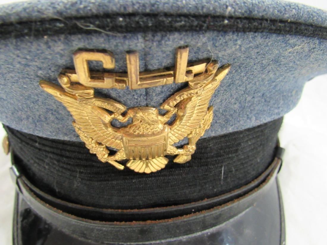 Military Dress Hat - 2