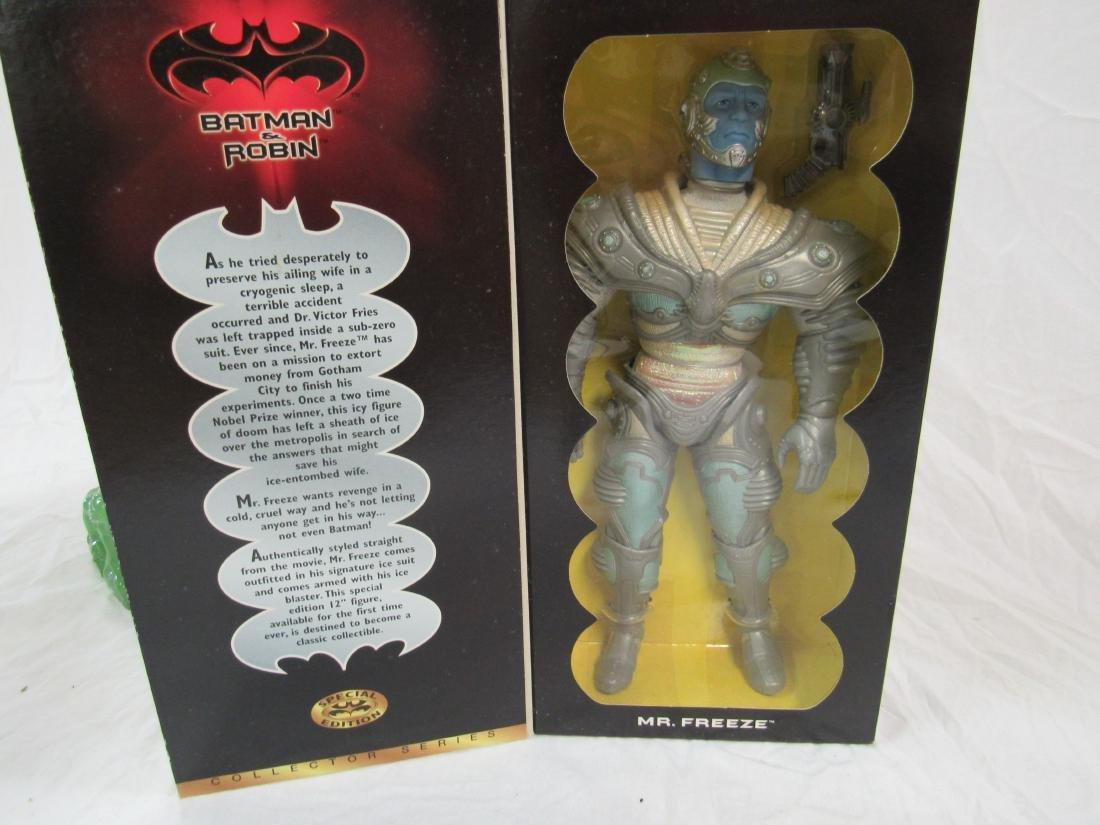 Kenner Batman & Robin Collector Series Action Figures - 2