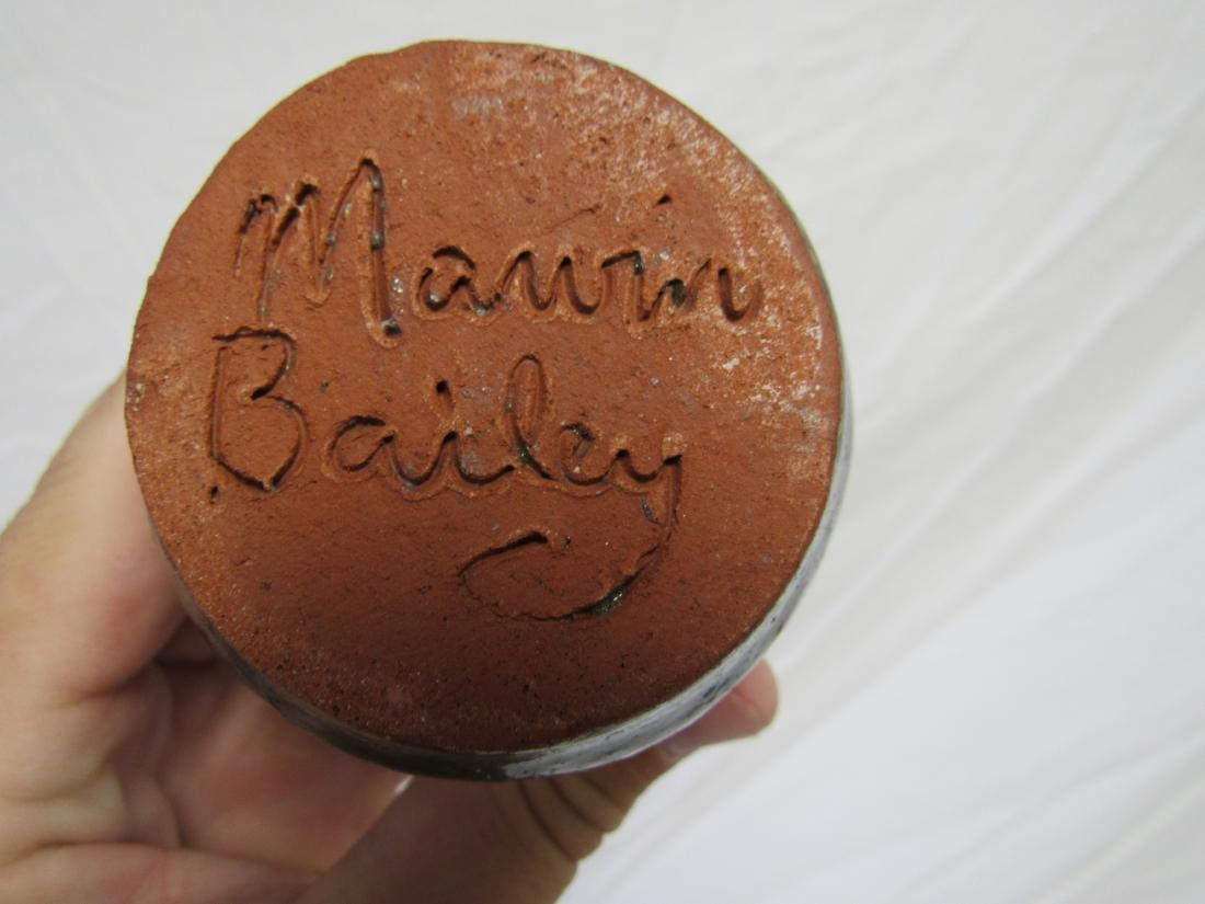 Self Taught/ Folk Artist Marvin Bailey Miniature Devil - 4