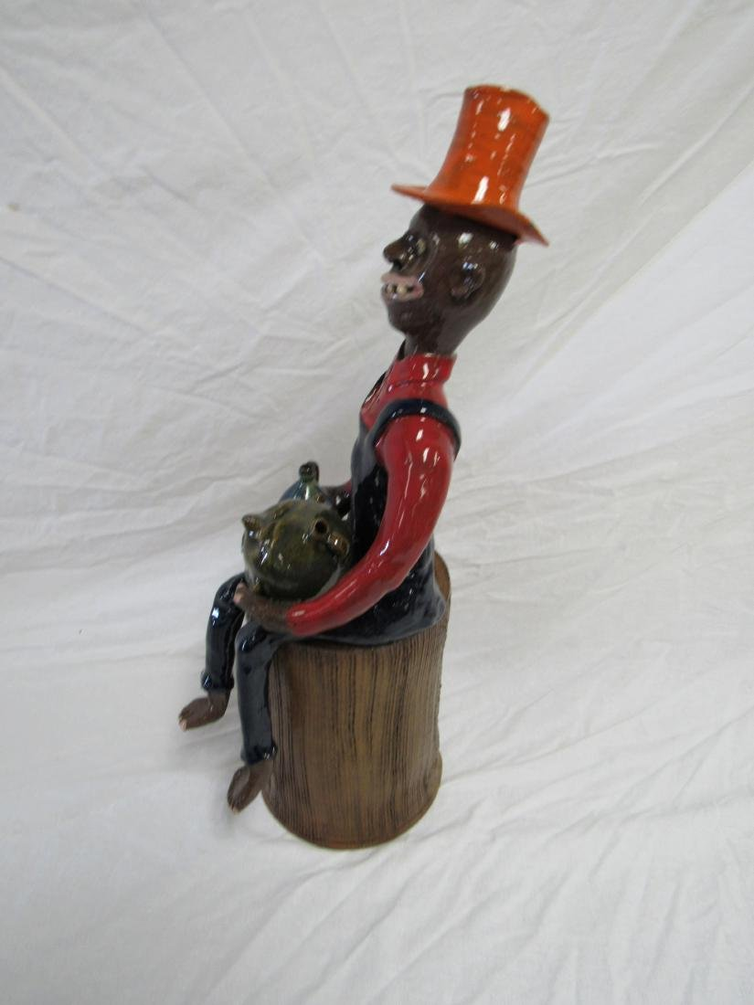 Self Taught/ Folk Artist Marvin Bailey Figural - 4
