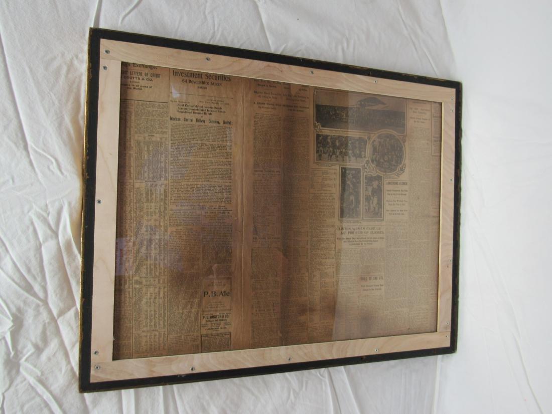 Original Alphonse Mucha JOB Advertising Poster - 6