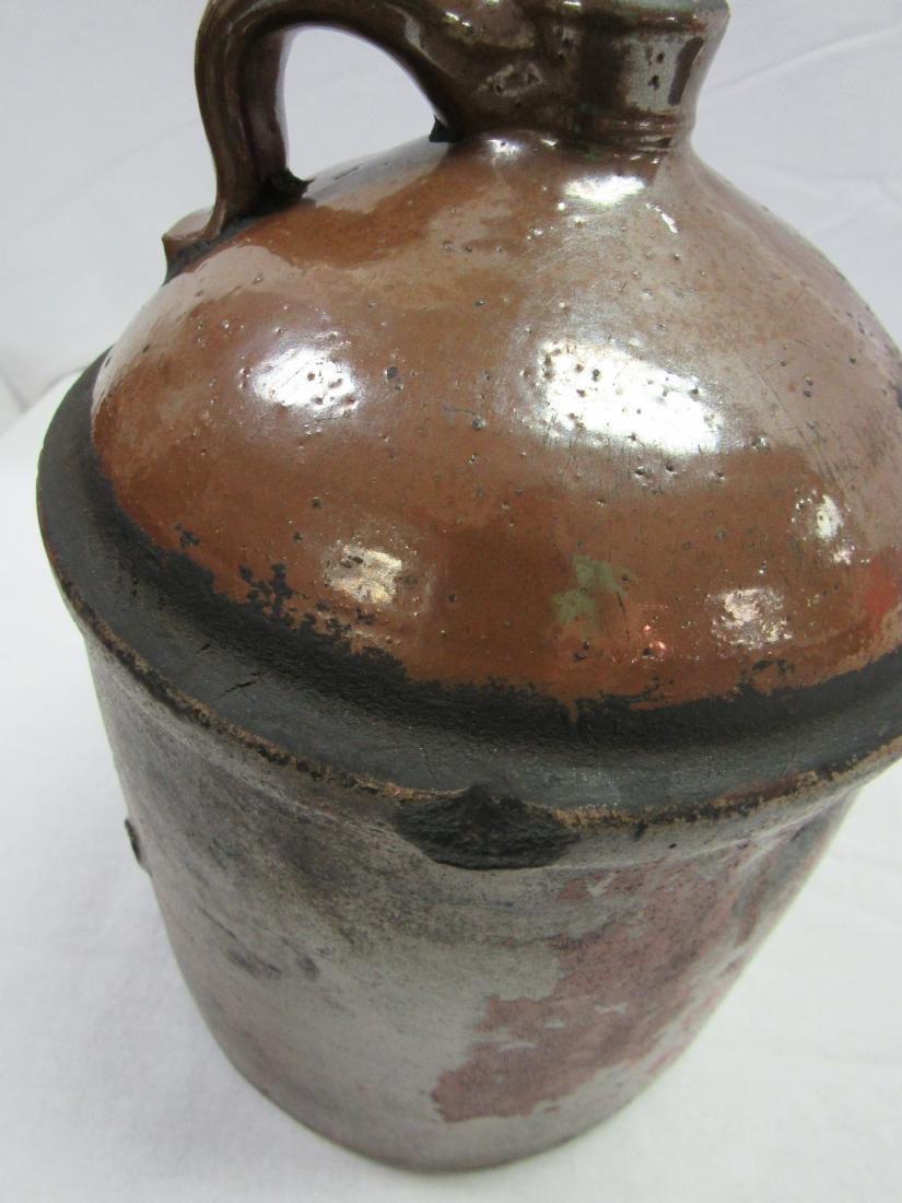 Pre 1907 Rose Distillery Atlanta, GA Whiskey Jug Signed - 5