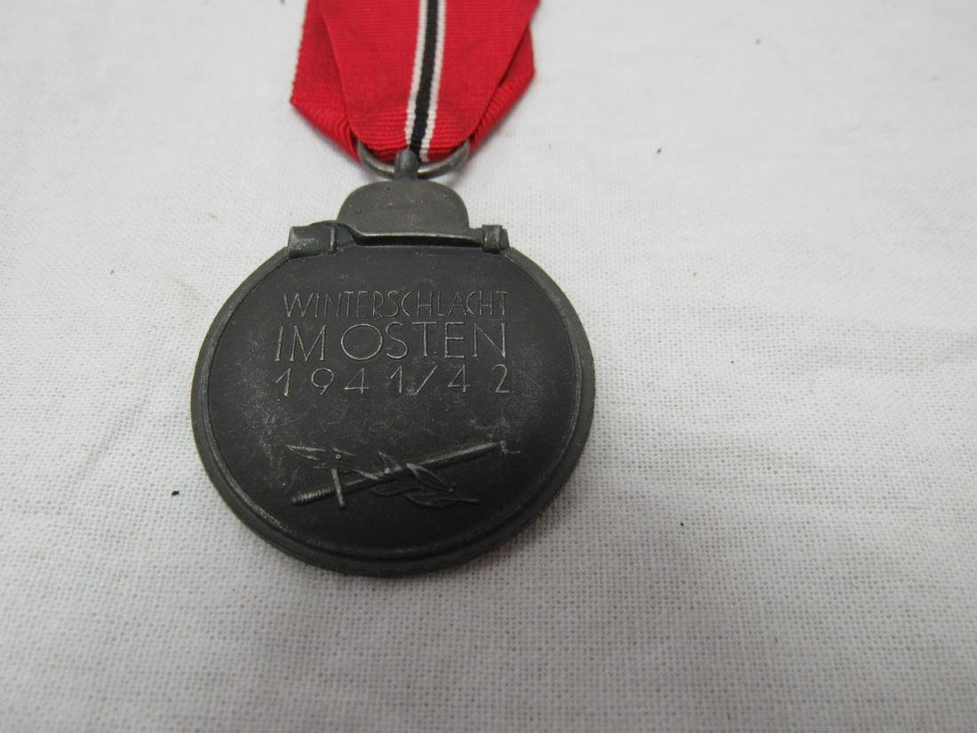 WWII German Eastern Front Medal - 3