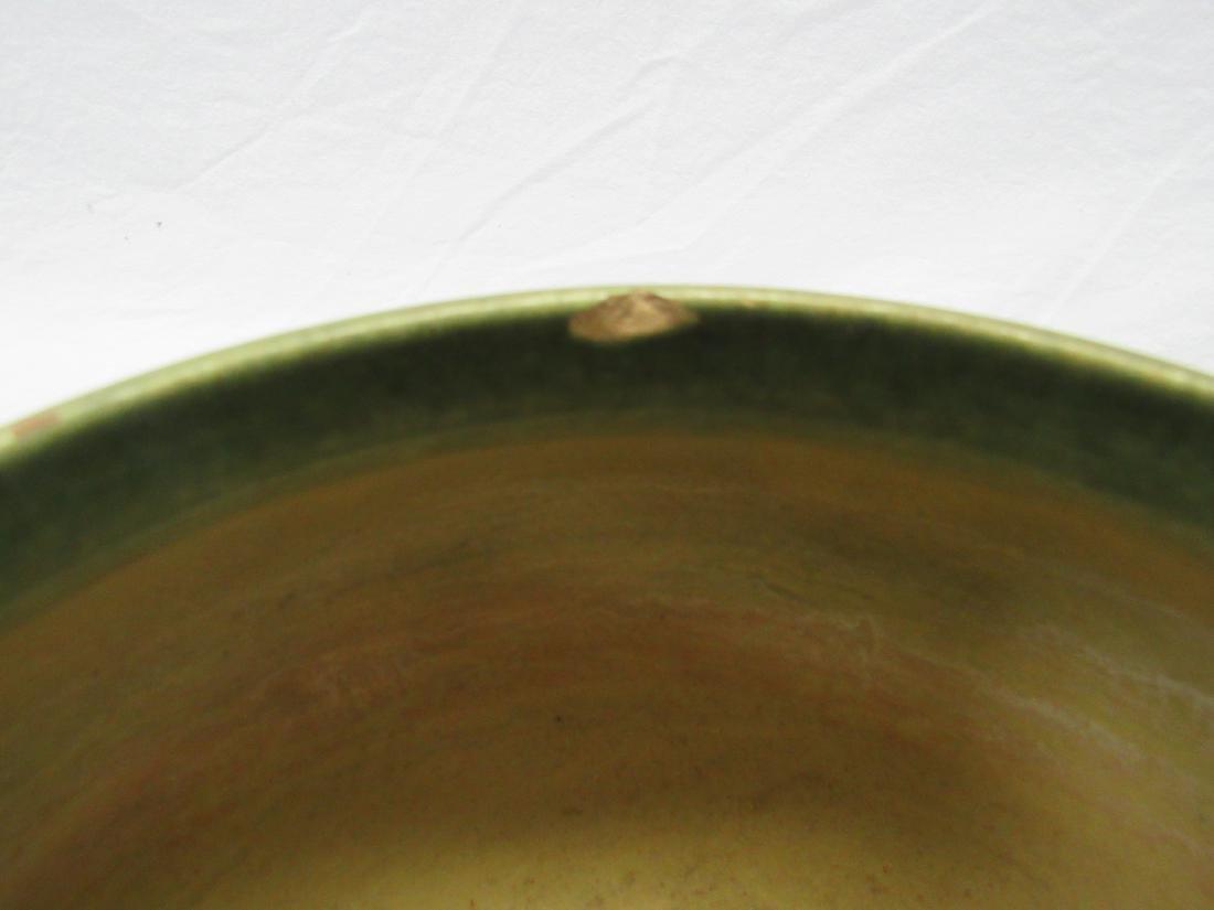 Roseville 6 Inch Zephyr Lily Vase - 4