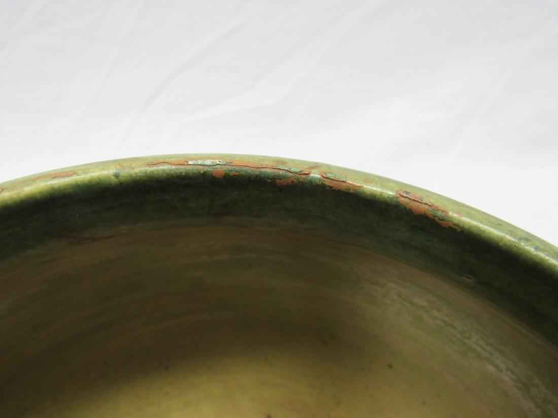 Roseville 6 Inch Zephyr Lily Vase - 5