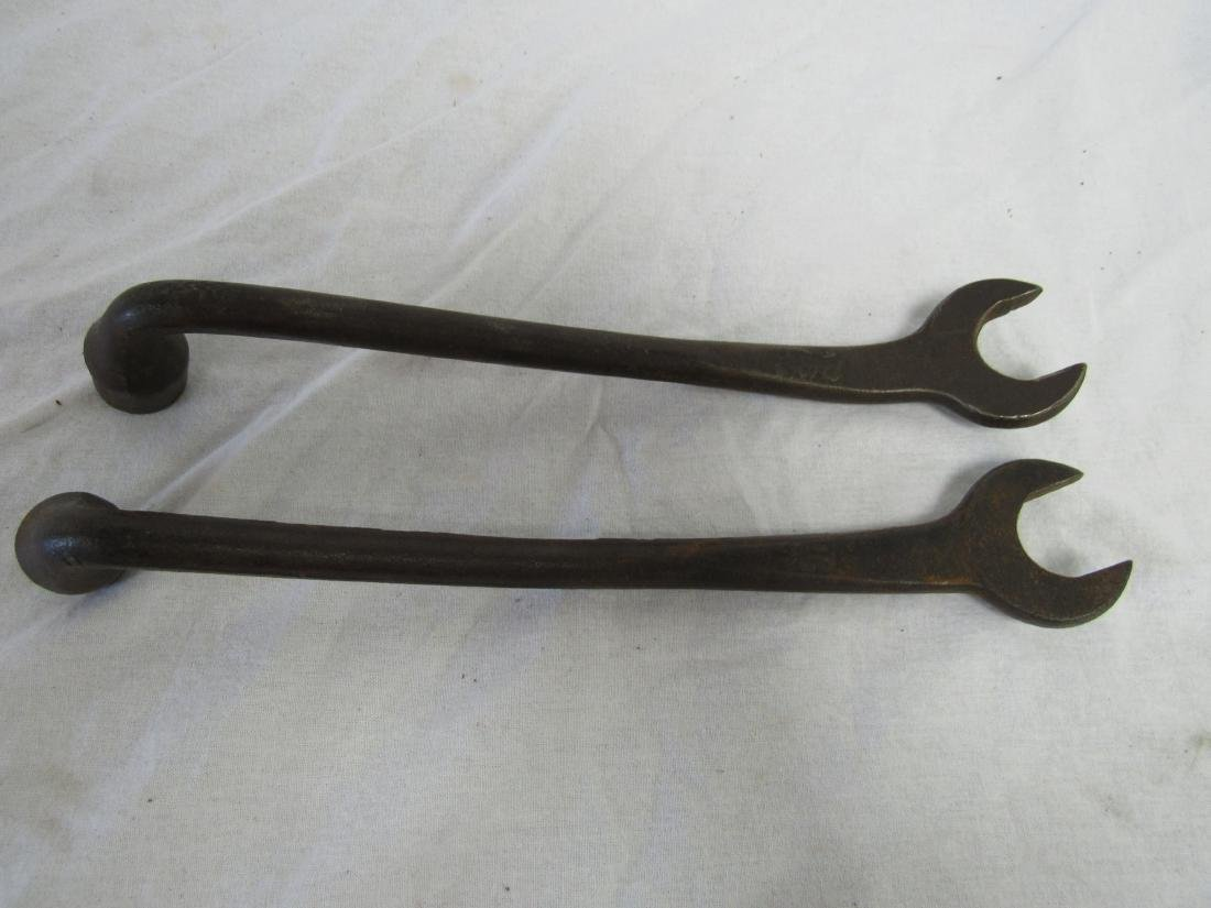 Lot of 2 Ford Offset Wrenches