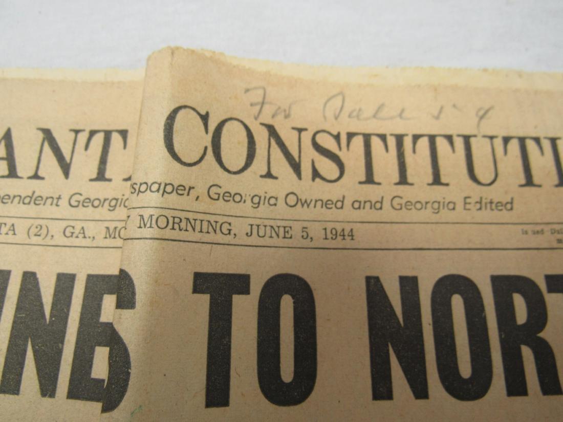 The Atlanta Constitution Newspaper January 5, 1944. - 3