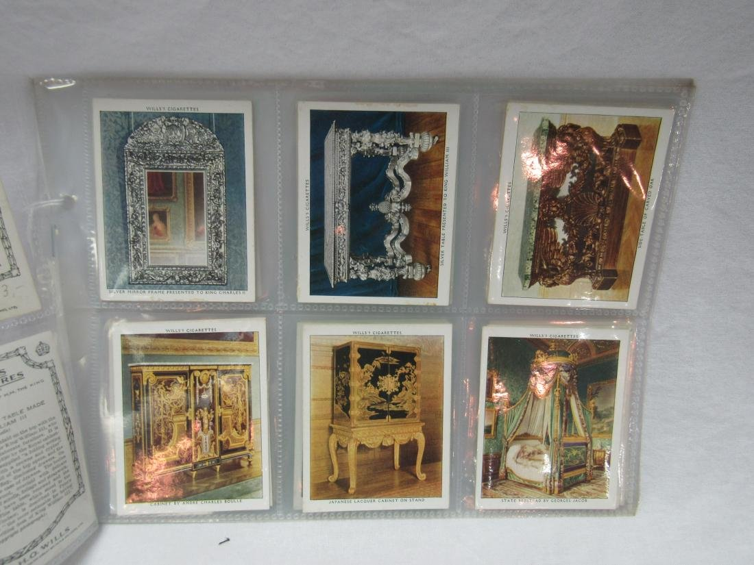 1938 The King's Art Treasures Complete Card Set of 40 - 2