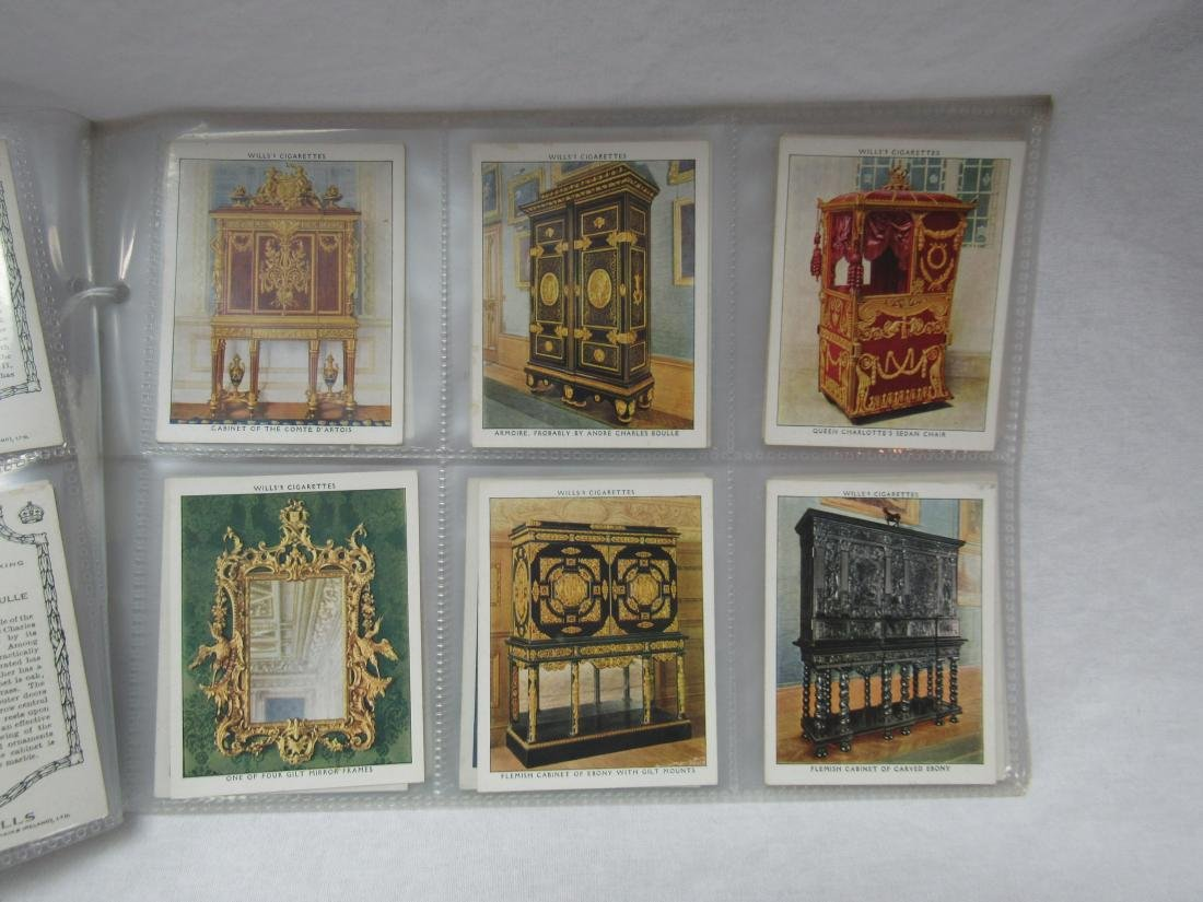 1938 The King's Art Treasures Complete Card Set of 40 - 3