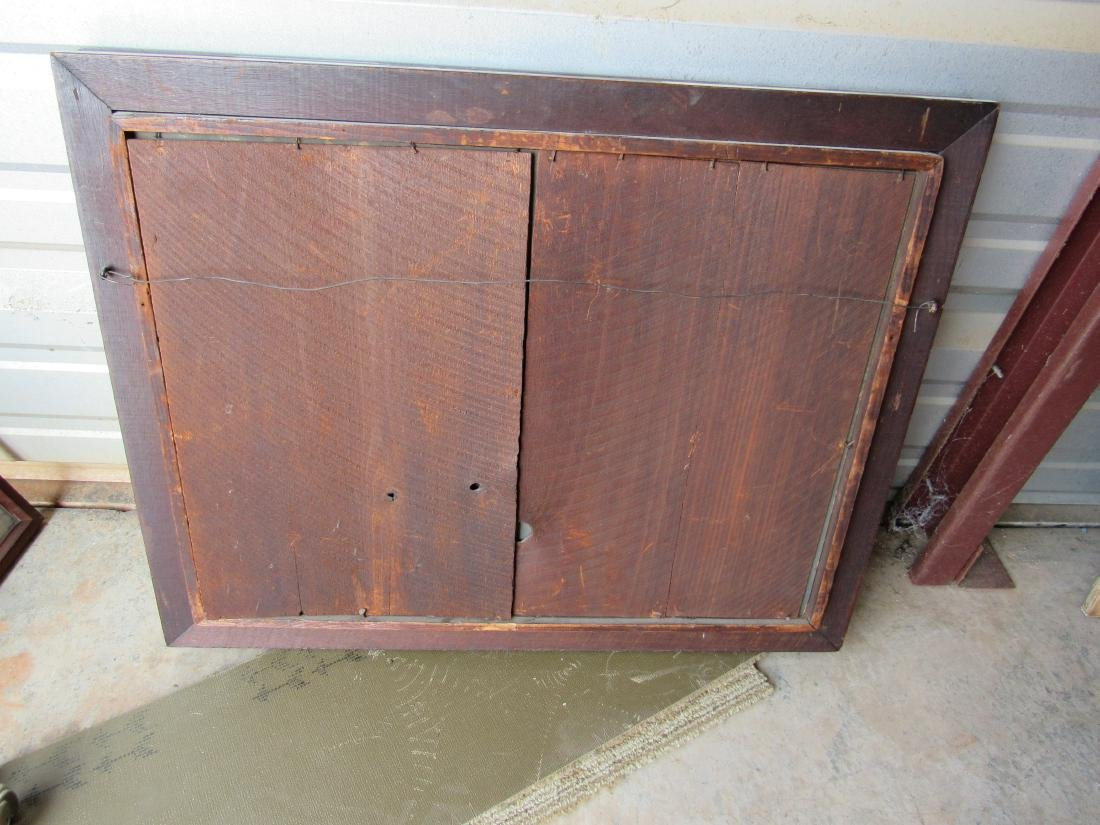 Antique Oil on Board - 5