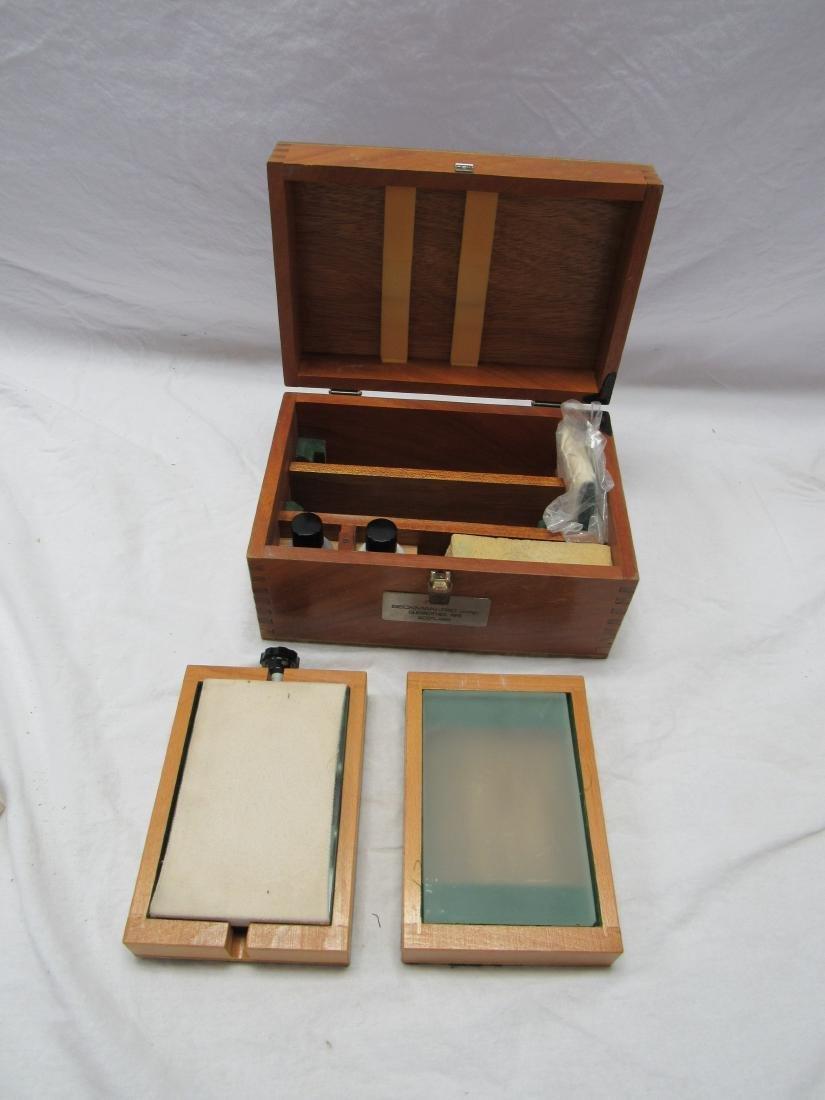Vintage Beckman-RIIC Rock Salt Polishing Kit
