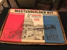 NOS Marx Master Builder Kit