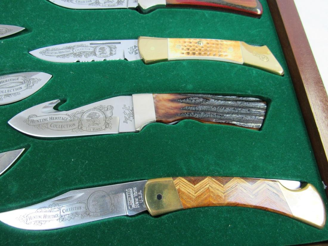 North American Hunting Heritage Knife Collection - 3